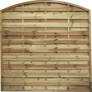 Claustras pin traité – Panneau Plein Cadre 45 x 45 Vis inox