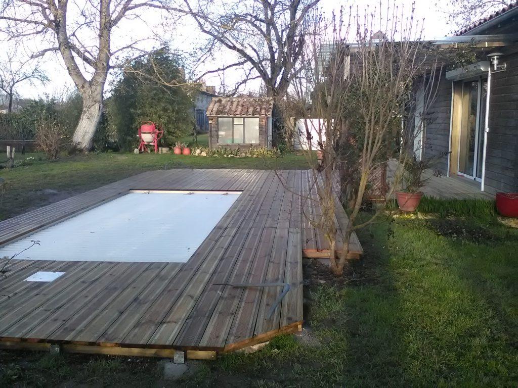 Terrasse finie